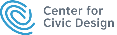 Center for Civic Design logo