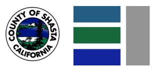 Shasta County seal and colors