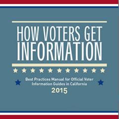 How voters get information